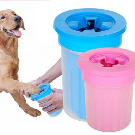 Pet Soft and Comfortable Paw Washer