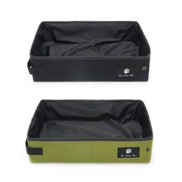 2019 New Foldable Cat Litter Box
