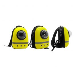 Pet Cat And Dog Puppy Travel Capsule Carrier