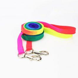 Pet Dog Rainbow Harness